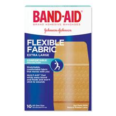JOJ5685 - BAND-AID® Flexible Fabric Extra Large Adhesive Bandages