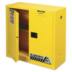 JUS893000 - JUSTRITE® Sure-Grip® EX Safety Cabinet