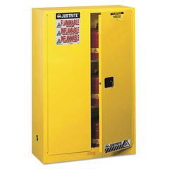 JUS894500 - JUSTRITE® Sure-Grip® EX Safety Cabinet