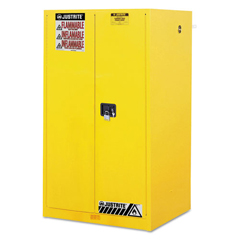 JUS896000 - JUSTRITE® Sure-Grip® EX Safety Cabinet