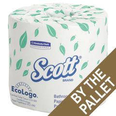 KCC04460PL - SCOTT® 2-ply Standard Roll Bathroom Tissue