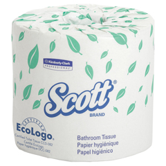 KCC05102 - SCOTT® 1-Ply Standard Roll Bathroom Tissue