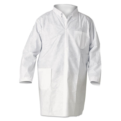 KCC10019 - KleenGuard A20 Breathable Particle Protection Lab Coats