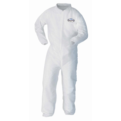 KCC10468 - KLEENGUARD A10 Elastic Back and Cuff Coveralls
