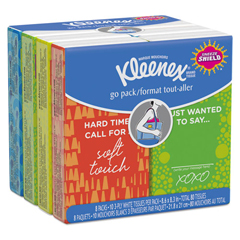KCC46651CT - KLEENEX® Facial Tissue Pocket Packs