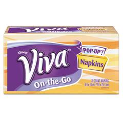 KCC13097 - Viva® On-the-Go Napkins