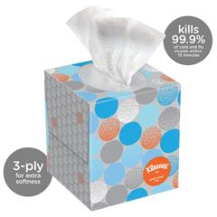 KCC21286 - Kleenex® Boutique Anti-Viral Facial Tissue