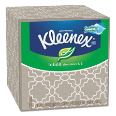 KCC25829BX - Kleenex® Lotion Facial Tissue