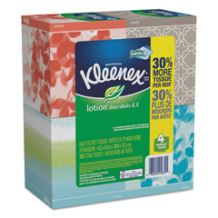 KCC25834CT - Kleenex® Lotion Facial Tissue