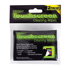 KCC25932 - KIMTECH® Disposable Touchscreen Cleaning Wipes