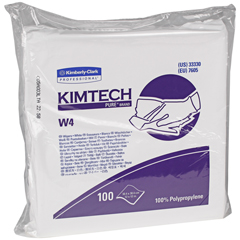 KCC33330 - KIMTECH PURE* W4 Critical Task Wipers