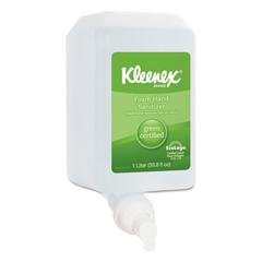 KCC33939 - Kleenex® Green Certified Foam Hand Sanitizer