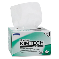 KCC34155 - KIMTECH SCIENCE* KIMWIPES* Delicate Task Wipers POP-UP* Box
