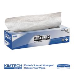 KIM34721 - KIMTECH Kimwipes Delicate Task Wipers