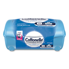 KCC36734 - Cottonelle® Fresh Care Flushable Cleansing Cloths