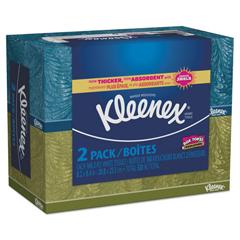 KCC37399 - Kleenex® White Facial Tissue