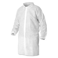 KCC40103 - KleenGuard A10 Light Duty Lab Coats