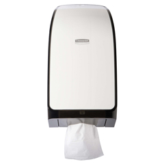 KCC40407 - Kimberly-Clark Professional* In-Sight* Hygienic Interfolded Bath Tissue Dispenser