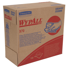 KCC41412 - WYPALL* X70 Rags POP-UP* Box