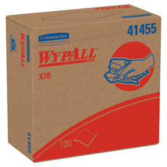 KIM41455 - Kimberly Clark Professional WYPALL* X70 Rags POP-UP* Box