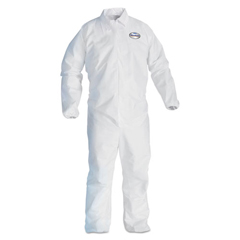 KCC44317 - KleenGuard A40 Zipper Front Liquid and Particle Protection Coveralls