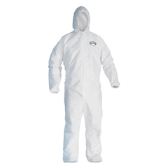 KCC44327 - KleenGuard A40 Zipper Front Liquid and Particle Protection Coveralls