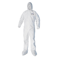 KCC44337 - KleenGuard A40 Zipper Front Liquid and Particle Protection Coveralls