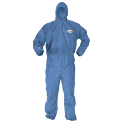 KCC45023 - KLEENGUARD* A60 Bloodborne Pathogen & Chemical Splash Protection Apparel