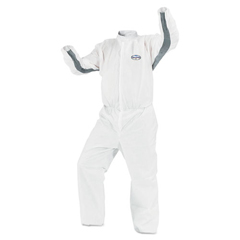 KCC46132 - KleenGuard A30 Breathable Splash and Particle Protection iFLEX Stretch Coveralls