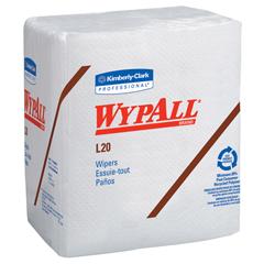 KCC47022 - WYPALL* L20 Quarterfold Wipers