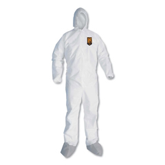 KCC48962 - KleenGuard™ A30 Breathable Splash & Particle Protection Coveralls
