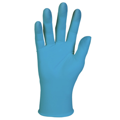 KCC57373CT - KleenGuard* G10 Blue Nitrile Gloves