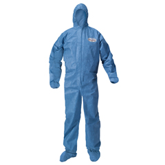 KCC58523 - KleenGuard A20 Breathable Particle Protection Coveralls