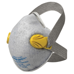 KCC64560 - Jackson Safety R20 P95 Particulate Respirator with Nuisance Level Organic Vapor Relief