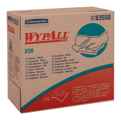 KCC83550 - WYPALL X50 Cloths