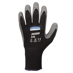 KCC97272 - KLEENGUARD* G40 Latex Coated Gloves - Large