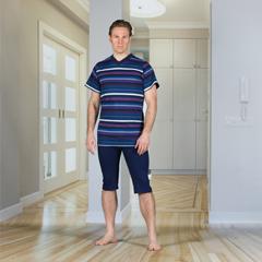 KCK1055201XXXL - KCK Industries - 4Care™ Mens Designer Jumpsuit with a Zipper-back