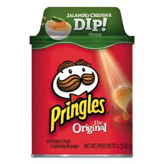 KEB12496 - Pringles® Potato Chips with Dip