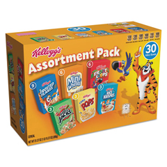 KEB14746 - Kelloggs® Breakfast Cereal Mini Boxes