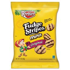 KEB21771 - Keebler® Fudge Stripe Cookies
