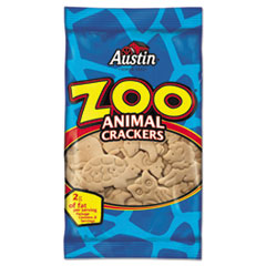 KEB40975 - Austin® Zoo Animal Crackers