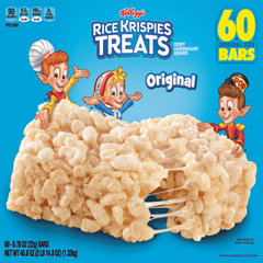 KEB827118 - Kelloggs® Rice Krispies® Treats