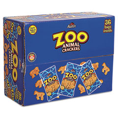 KEB827545 - Austin® Zoo Animal Crackers