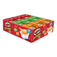 KEB84637 - Pringles® Potato Chips Variety Pack