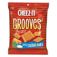 KEB93646 - Sunshine® Cheez-it® Grooves Crackers