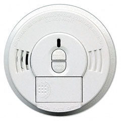 KID09769997 - Kidde Front Load Battery-Operated Smoke Alarm