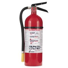 KID46611201 - Kidde ProLine™ Multi-Purpose Dry Chemical Fire Extinguisher - ABC Type 466112-01