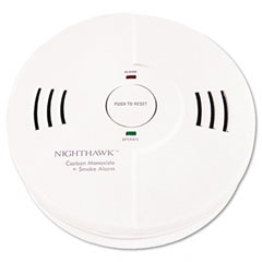 KID9000102 - Kidde Night Hawk® Combination Smoke/CO Alarm with Voice & Alarm Warning