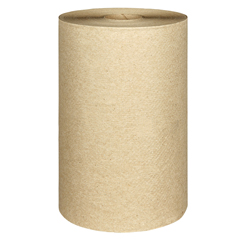 KIM02021 - Kimberly Clark Professional SCOTT® 100% Recycled Hard Roll Towels