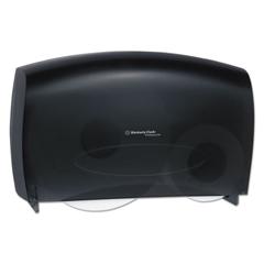 KIM09551 - Kimberly Clark Professional Cored JRT Jumbo Combo Tissue Dispenser